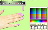 Nail Simulation